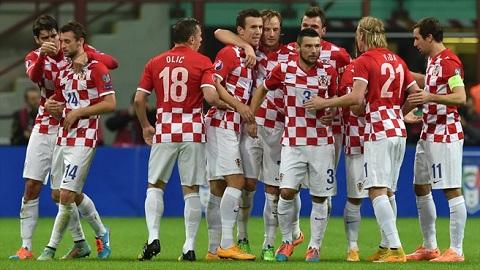 Kể từ năm 1998, đây là lần thứ 3 đội tuyển quốc gia Croatia tham dự vòng chung kết World Cup.