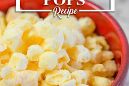 Keto Popcorn Cheese Puffs - One Ingredient EASY!
