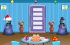 Santa Room Escape walkthrough
