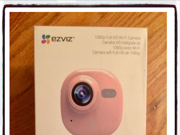 Give Peace of Mind this Holiday Season with EZVIZ Home Video Technology #review #MBPHGG17