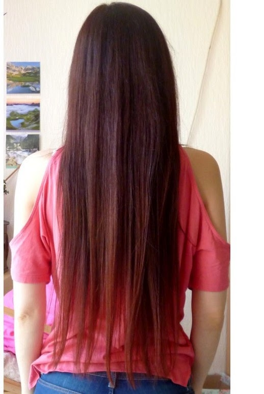 coupe cheveux long pointe