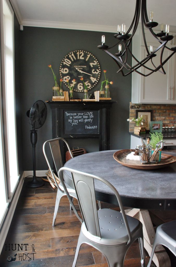 teal dining chairs dallas cowboys {mood board} mixed metal living room   little house of four - creating a beautiful home, one ...