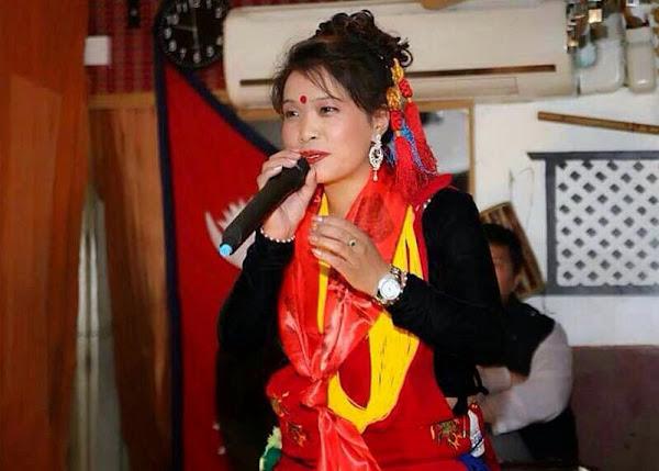 Free Download Devi Gharti Magar Nepali Lok Dohori Geet