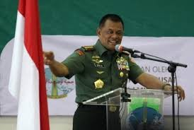 "Panglima TNI : Saat ini Habib Rizieq menjadi Korban Propaganda Australia dan AS ""Semakin nyata bahwa tangan-tangan luar ikut bermain."" - Commando"