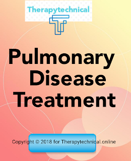 Pulmonary diseases treatment