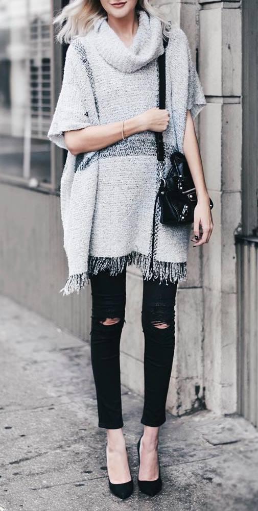 awesome fall outfit idea