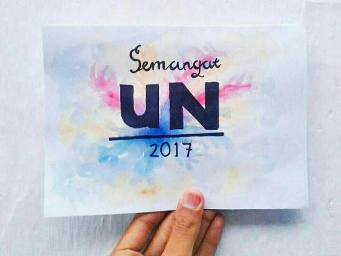 Informasi UN Susulan 2017