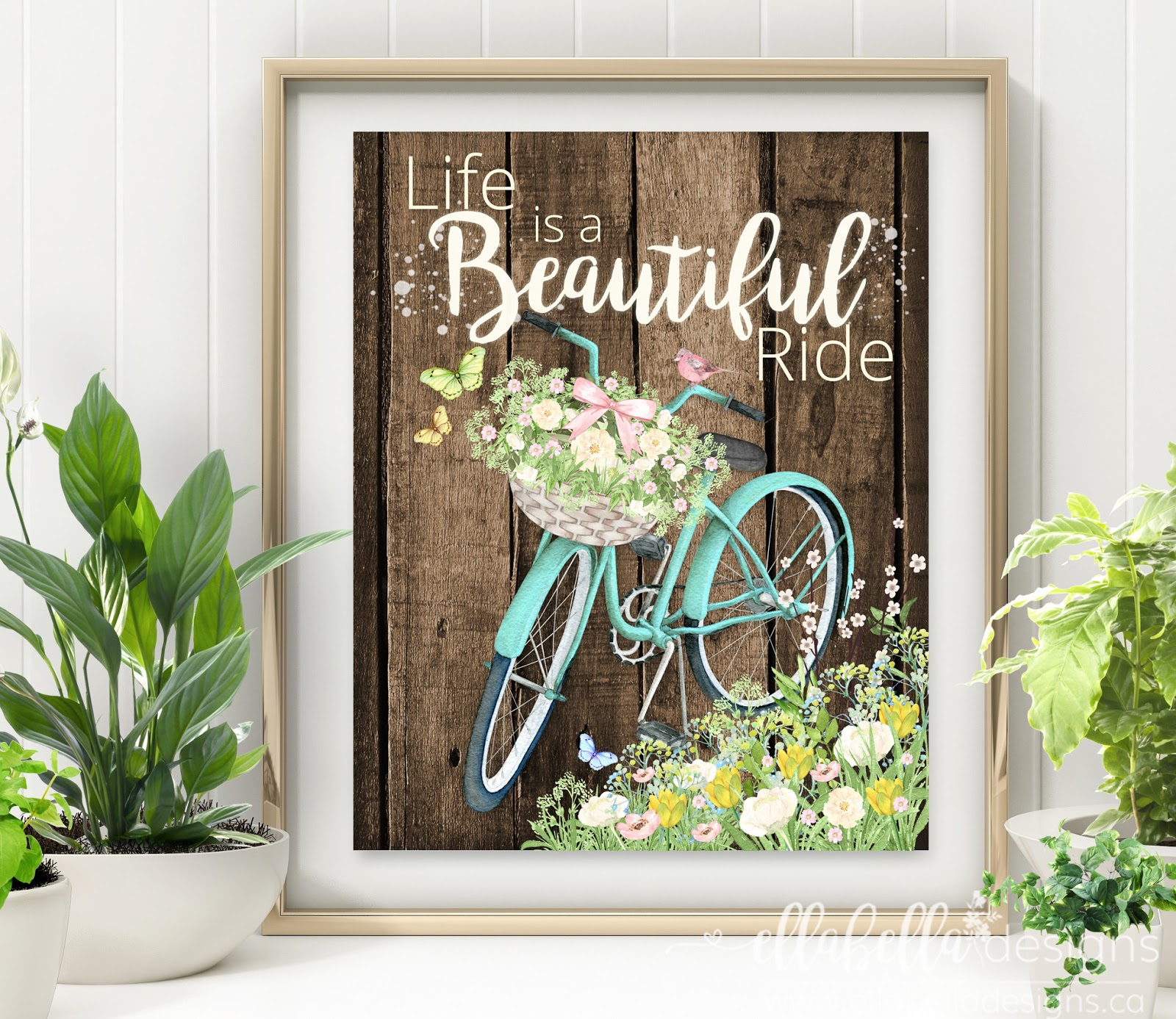 Ellabella Designs: EASTER & SPRING WALL ART PRINTABLES