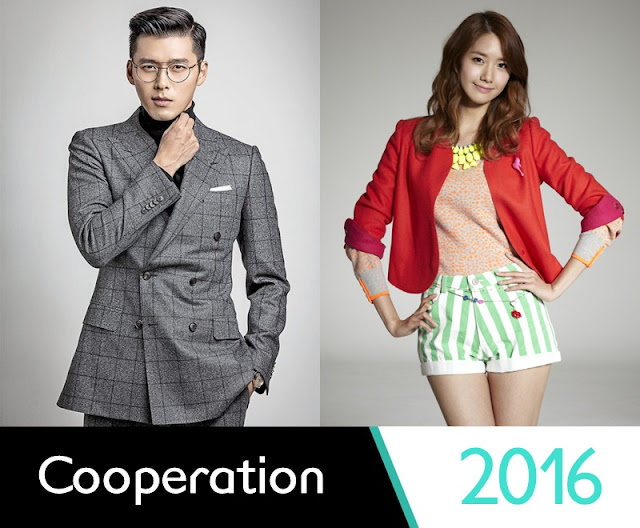 Cooperation/ Mutual Assistance Upcoming Korean Movie 2016 - Hyun bin & Yoo Na