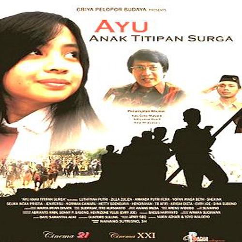Ayu Anak Titipan Surga Poster Film
