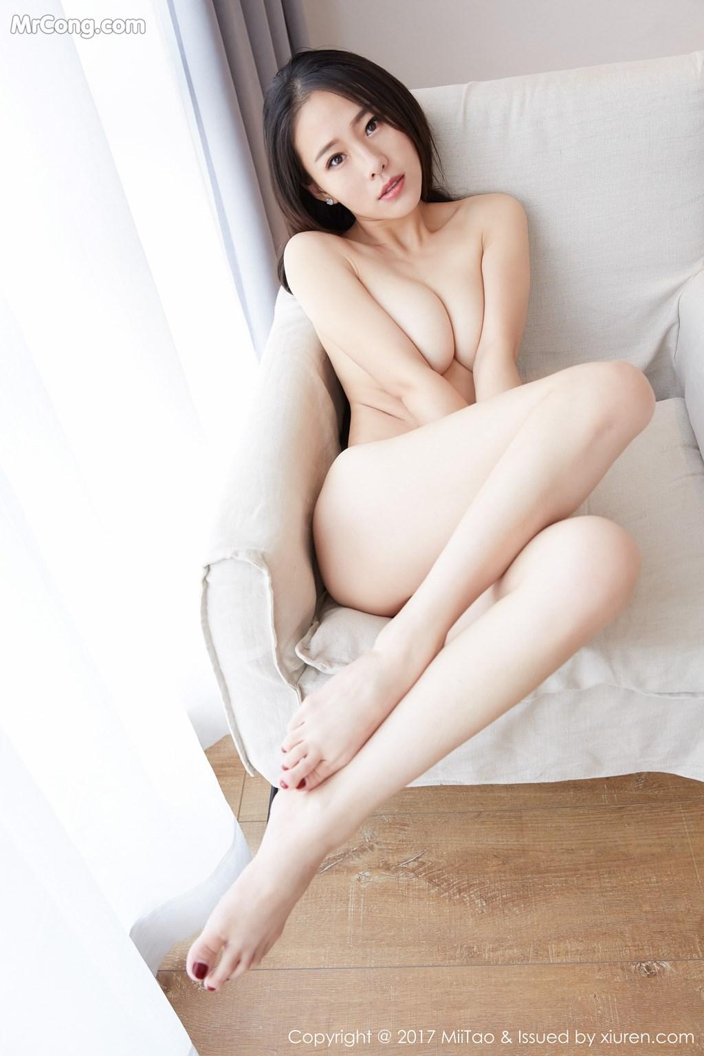 Image MiiTao-Vol.079-Yu-Wei-MrCong.com-048 in post MiiTao Vol.079: Người mẫu Yu Wei (雨薇) (54 ảnh)