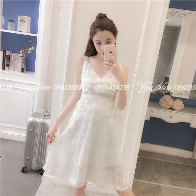 Shop ban vay maxi di bien o Thanh Xuan Bac