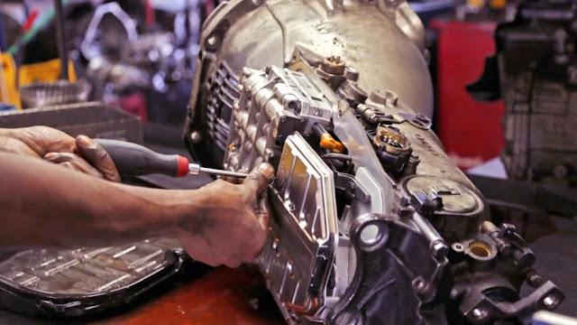 problemes de transmission automatique