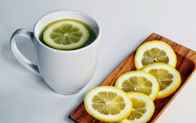 lemon water goods