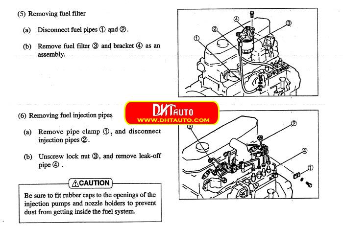 En.Oto-hui.com: Mitsubishi Engine Basic S4K-S6K Service Manual