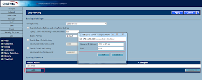 vRealize Log Insight custom device configuration and extract fields