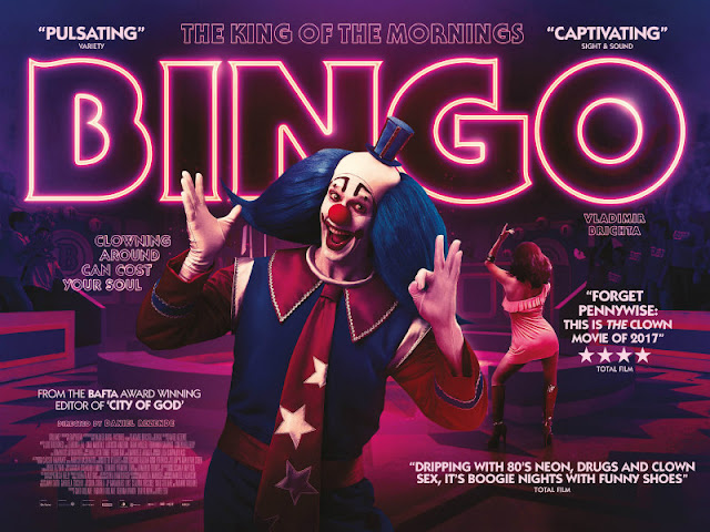 bingo king of the mornings poster