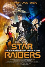 Star Raiders: The Adventures of Saber Raine (2016)