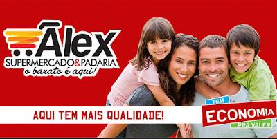 ALEX SUPERMERCADO E PADARIA