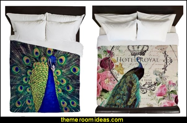 peacock bedding peacock duvet