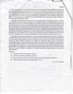 MARIAN LIBRARY: M G UNIVERSITY MBA 1st SEM (PRINCIPLES OF