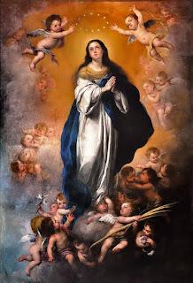 Murillo - Inmaculada Concepción de San Felipe Neri - 1860/62 - Cádiz