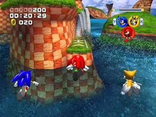 Download Sonic heroes Game PS2 For PC Full Version ZGASPC