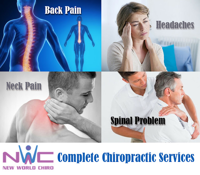 Chiropractic Services Sydney
