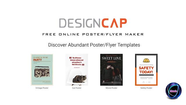 DesignCap - free online poster & flyer maker