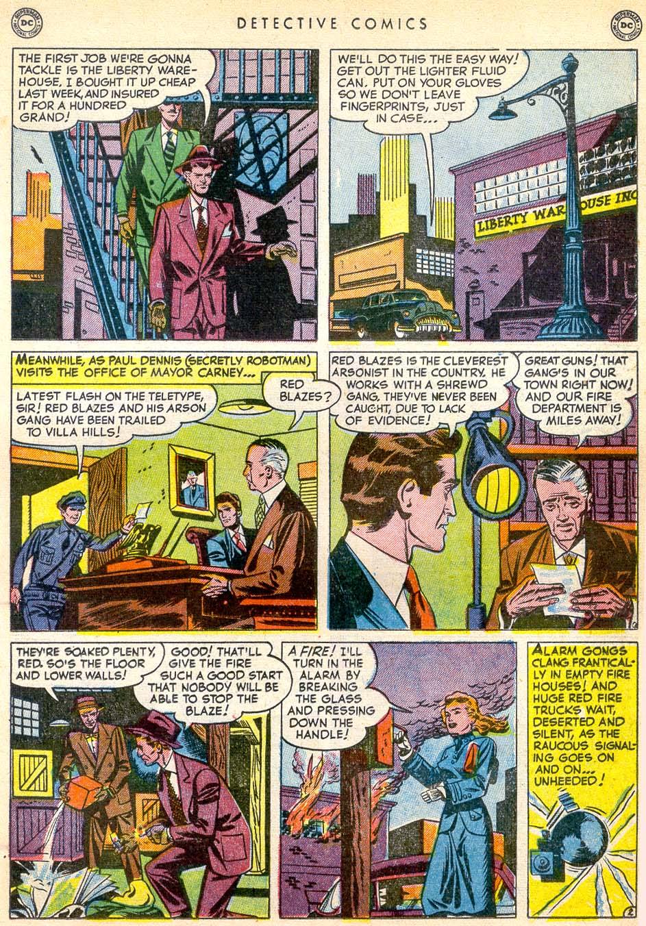 Detective Comics (1937) 165 Page 25