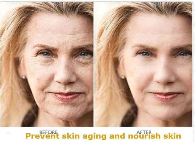 How to stop aging and nourish the skin [SKIN CARE TIP]