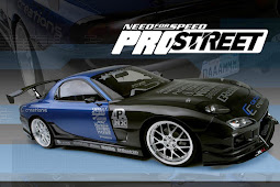 Free Download Game Need for Speed (NFS) ProStreet for Computer or Laptop