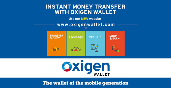 Oxygen Wallet Latest Promo Codes:-