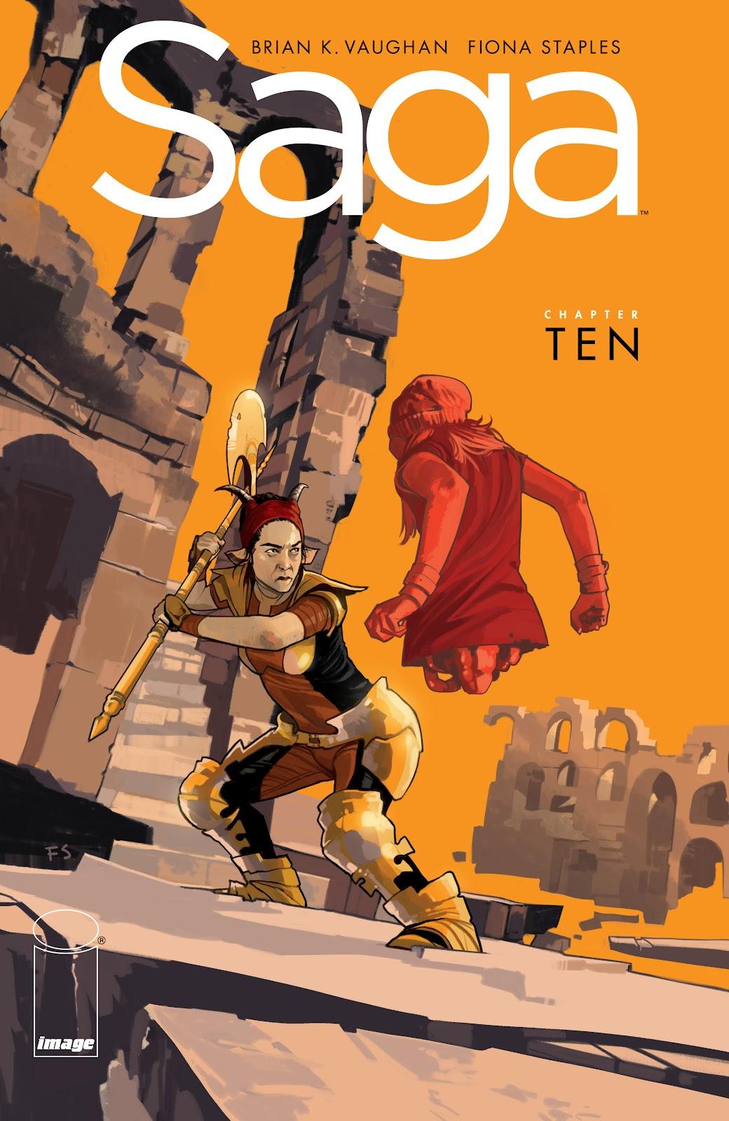 Saga issue 10 - Page 1