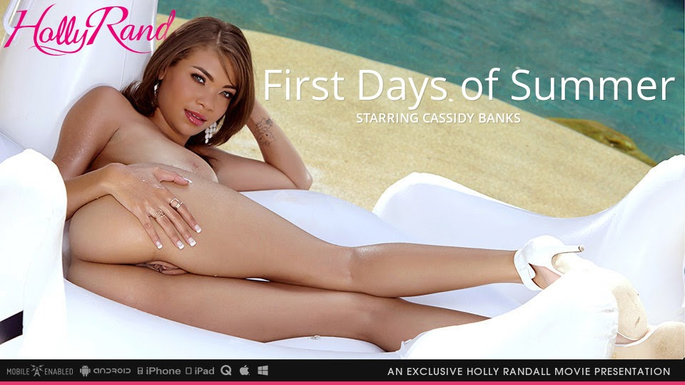 IrgellyRandalk 2014-07-02 Cassidy Banks - First Days of Summer (HD Video) 07290