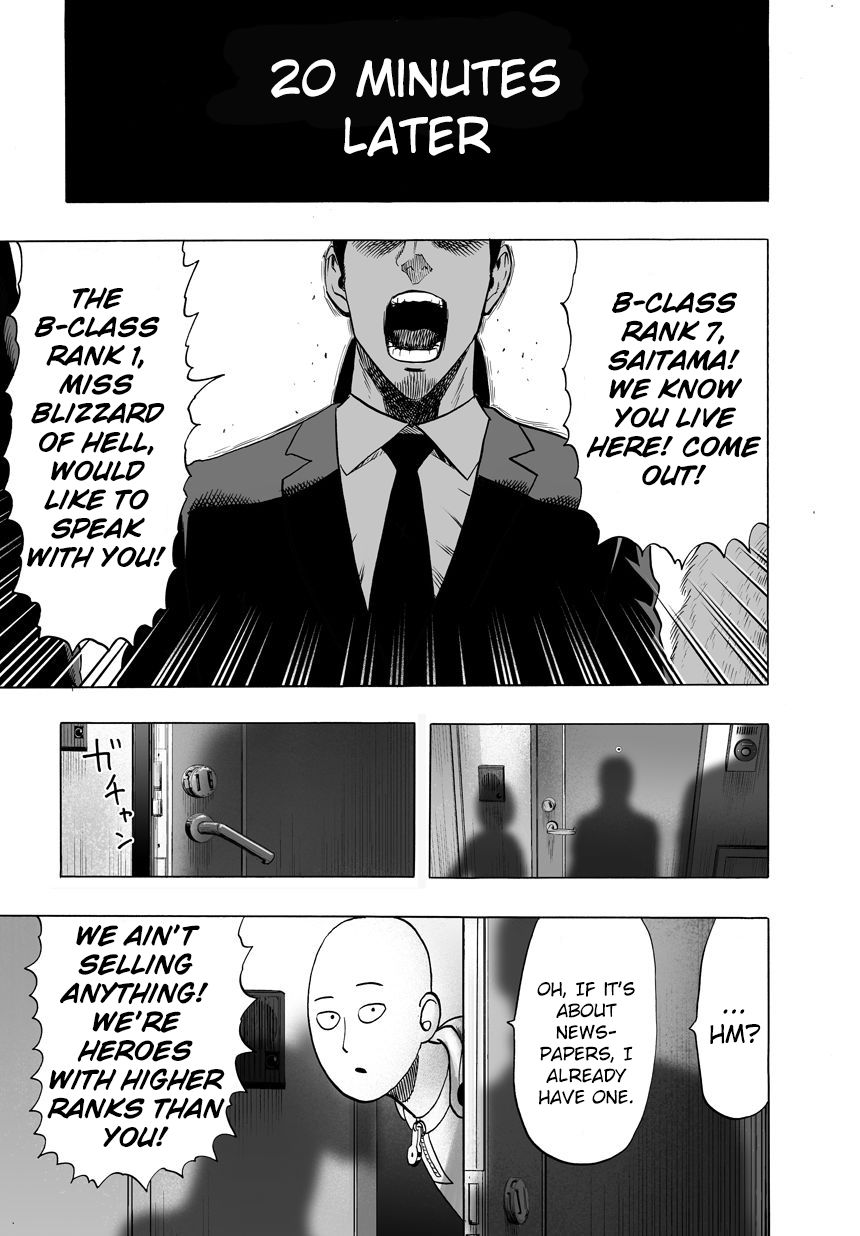 Onepunch-Man - Chapter 72