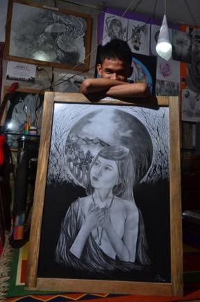 Danny Syahputra Sketcher Medan