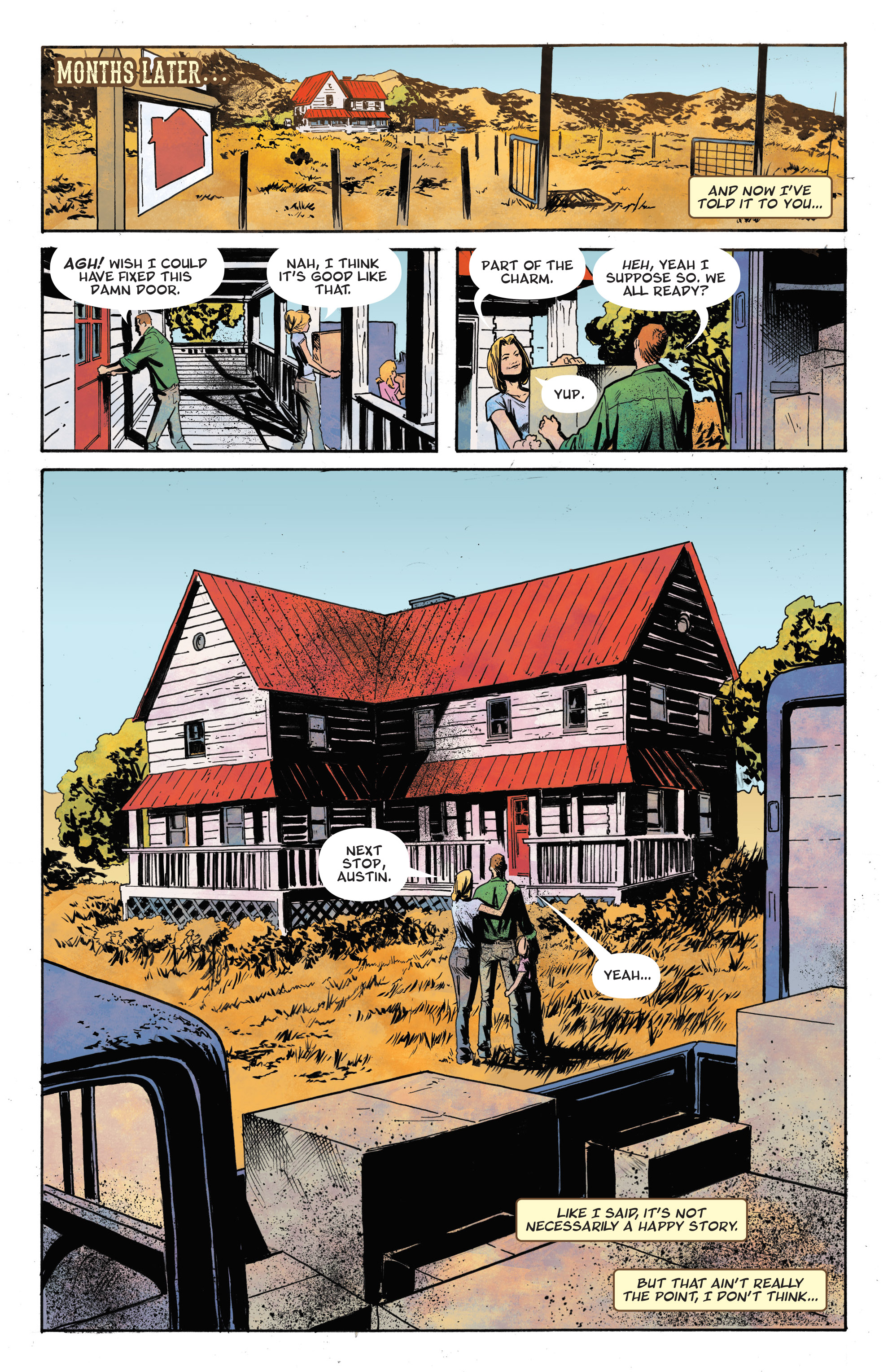 Read online God Country comic -  Issue #6 - 28