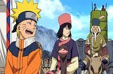 Naruto Huyền thoại đá Gelel - Naruto Movie 2: Legend of the Stone of Gelel VietSub (2005)