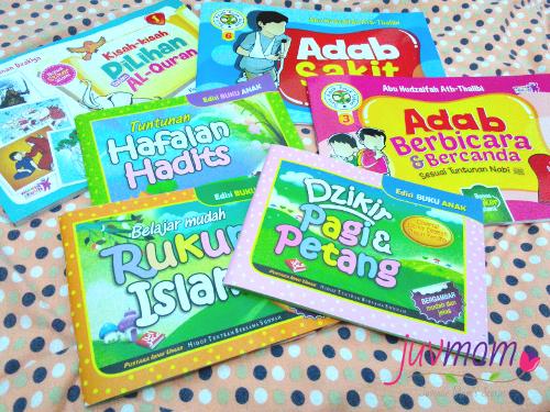 Buku Bacaan Islam untuk Anak