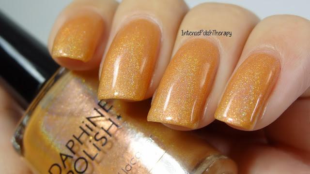 Daphine - Peach Cobbler