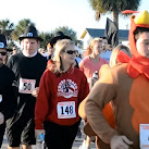 2017 Cocoa Beach 5k Turkey Trot On Thanksgiving
