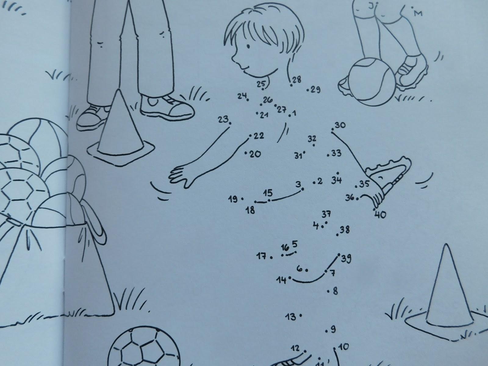 Kinder lieben Fußball - Fußballbücher für Kinder - 3-fach Jungsmami