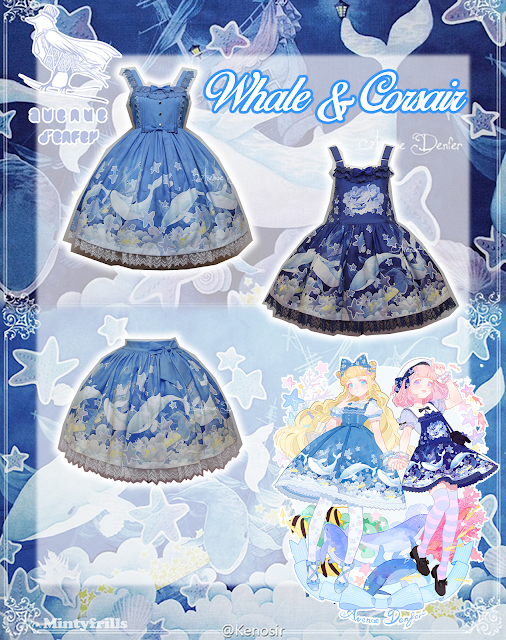 mintyfrills cute kawaii sweet lolita fashion pretty