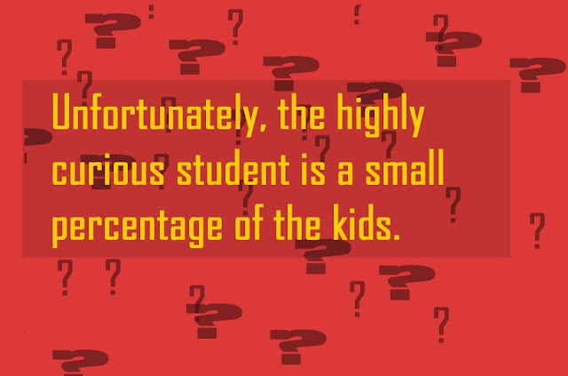 the highly curious student is a small Bill Gates quotes
