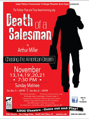 the american dream in arthur millers play death of a salesman Descripción: arthur millers play death of a salesman - an analysis of the american dream introduction arthur miller's award winning play death of a salesman where willy loman is the salesman driven by the emerging values of post war capitalism and materialism and wanted his sons to adopt the same.
