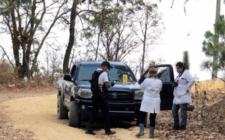 Criminales en un acto de cobardía,  asesinan a joven embarazada, a su hija de 6 y secuestran a esposo en Guerrero