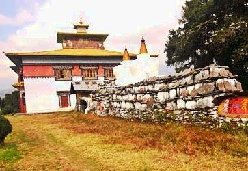 Golden Devi Temple