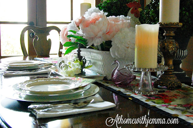 dining-table-decorating-budget-At Home With Jemma