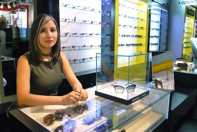 Óptica Los Andes incorporó a su portafolio la última colección de gafas Kendall&Kylie